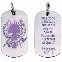 Quality Promotional metal dog tag for sale