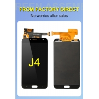 Quality black LCD Touch Digitizer 5.5inch Mobile LCD Touch Screen For Samsung J4 for sale