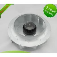 Quality Steel Brushless DC Centrifugal Fan , Backward Inclined Centrifugal Fan Air Blower for sale
