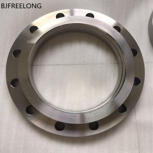 China GOST12820 titanium flange gr1 gr2 gr5 titanium flange ring used for oil pipeline on sale