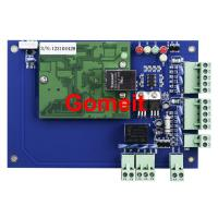 Quality Single Door Access Control Panel 32bit ARM Two Way TCP / IP Card Capacity 40000 Cards for sale