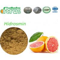 Quality Water Solubility Hidrosmin Powder With Better Therapeutic Effects Than Diosmin for sale