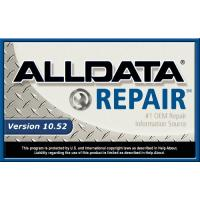 Quality Alldata 10.52 Mitchell 2012 Autodata 3.38 Vivid 10 10in1 HDD for sale