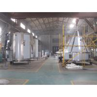 SUS304 SUS316 Acrylic Resin Spray Drying Machine , High Speed Food Dryer Machine