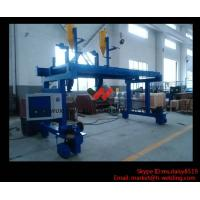 Quality Gantry Type I / H Beam Welding Machine , Auto Welder Industrial Machinery for H Beam Line for sale