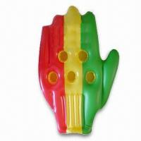 Quality Inflatable Hand, Suitable for Promotional Purposes, Measures 41 x 80cm for sale