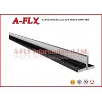 Quality Q235 original cold Machined Elevator Guide Rail T114/B of B class types for sale