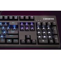Buy Black , Blue , Brown , Red , Green Cherry Switch Mechanical lighted gaming keyboard at wholesale prices