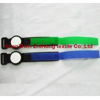 Quality High quality colorful one-piece sew on nylon fabric watch band straps for sale