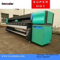 Quality large format PVC banner printing machine with konica512i-30pl printhead solvent printer machine for sale