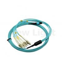 Quality Optic Fiber  MPO MTP Cable  Patch Cord simplex / duplex  ,  patch cable 8 core / 12 core for sale