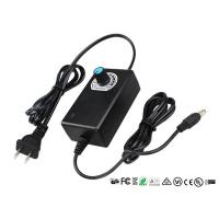 Quality Adjustable Variable Voltage Power Adapter 3A 3000MA Multi Output Power Supply for sale