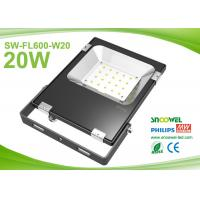 Quality 100-110lm / W 20w Led Security Floodlight Super Bright 2000 Lumen for sale