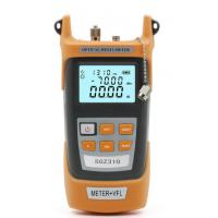 Quality Fiber Optic Power meter with 10km Laser source Visual Fault locator Meter + VFL for sale