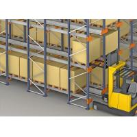 Quality New design automatic warehouse popular radio shuttle racking systems for sale