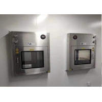 Quality Stainless Steel Cleanroom Transfer Hatch Box / Transfer Window for sale