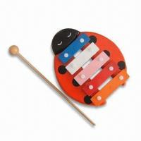 Quality Musical/Wooden Toy/Beetle Xylophone, Available in Various Colors for sale