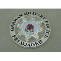 Quality Silver Memorial Custom Military Coins Souvenir Navy Army Challenge for sale