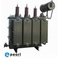 Quality 11kV - 1250 KVA Oil Immersed Transformer Energy Saving Low Loss Economic for sale
