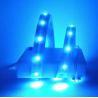 4.5V AA battery powered LED strip light RGB for sale