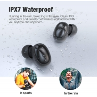 Quality Wireless Earbuds Bluetooth 5.0 Headphones Deep Bass 3D Stero Sound Mini Headsets 40H Total Playtime with Charging Case for sale