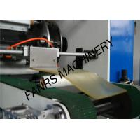 Buy Silicone Oil Paper Roll Center Rewinding Machine With Automatic Dispensing System at wholesale prices