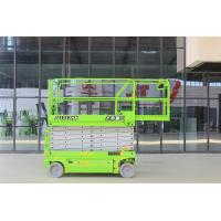 Quality Mobile Scissor Lift 14m Working Height Platform For Hotel Maintenance for sale