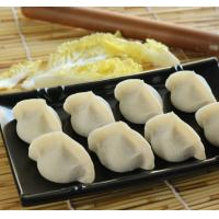 Quality Tasty Different Flavor Frozen Processed Food , Frozen Chinese DumplingsJiaozi for sale