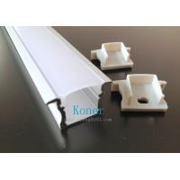 Buy cheap recessed 15mm LED Strip Profile,LED Strip Profile,storage shelves LED profiles from wholesalers