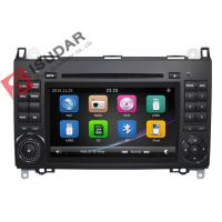 Quality B200 Mercedes Benz Car DVD Player 2 Din Touch Screen Car Stereo With Wince System for sale
