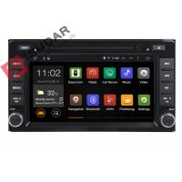 Quality Support 4G Android 7.1.1 Toyota DVD GPS Navigation For Toyota Sienna Navigation System for sale