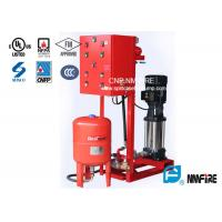 Quality Metro Stations Fire Jockey Pump 1000GPM Capacity With ISO/CCCF Certification for sale