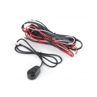 Quality 5 Pins Wiring Harness Switch , 12V 24V CE Universal Automotive Wiring Harness for sale