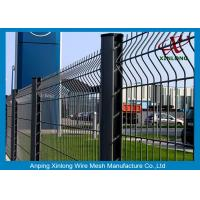 Quality Hot dipped galvanized 3D bending welded wire mesh fence with cheap price for sale