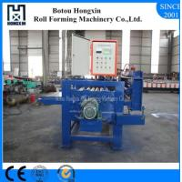 Quality Automatic Cold Roll Forming Machine With Hydraulic Pump Cr12 Cutting Blade for sale
