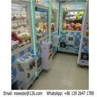 Buy Factory Price Taiwan Arcade Games Machine Lucky Star Cranes Claw Machine at wholesale prices