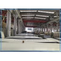 Quality Astm A240 304 NO1 Hot Rolled Stainless Steel Sheet 1500*6000 For Construction for sale