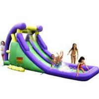 Quality Crazy Inflatable Water Toys With 0.9mm PVC Tarpaulin , Water Sport for sale