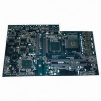Quality Motherboard of Industry Multilayer PCB with FR-4 Material for sale