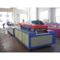 China Plastic Hollow Board Extrusion Line on sale