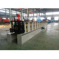 Quality Rain Gutter Roll Forming Machine Construction Material Roofing 450mm - 550mm Inner Diameter for sale