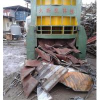 Quality Full Automatic Scrap Shearing Machine WS - 5000 With Roll On / Off System for sale