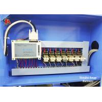 Quality Low Power Manual Semi Automatic Pet Bottle Blowing Machine With 1000bph Output for sale
