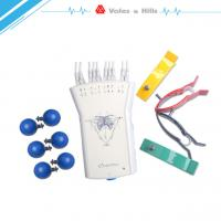 Quality Usb / Wireless Connection Handheld Ecg Machine 100% Safety For Patient for sale
