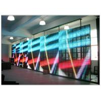 Quality P16 / P30 / P50 Advertising LED Media Facade Display 3R2G2B with Front Maintenance for sale