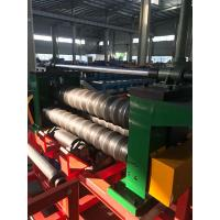 Quality Corrugated Roofing Sheet Bending Machine , 1.5-3.0mm Metal Curving Machine for sale