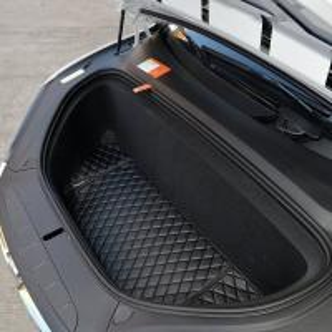 Quality Topfit Car Boot Mats Cargo Liners for Tesla Model X P90D-Black for sale