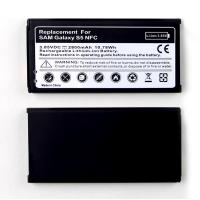 Buy cheap S5 Samsung Phone Battery Replacement 100% Pure Cobalt 2800mAh Capacity 3.85v from wholesalers