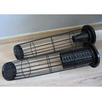China Carbon Steel Bag Filter Cage Industrial Dust Air Filter Cage with ISO on sale