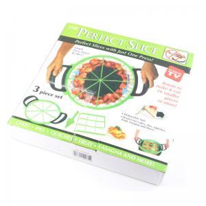 Quality Slice Pie Cake Slicer Kitchen Nicer Dicer As seen on TV 3 Piece Set for sale